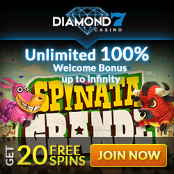 Diamond 7 casino no deposit bonus